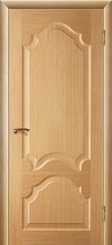Дверь Зодчий Верона, цвет дуб, глухая