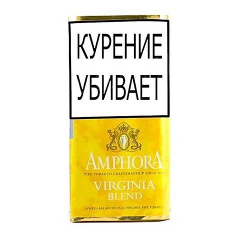 Табак AMPHORA  VIRGINIA BLEND (40гр)