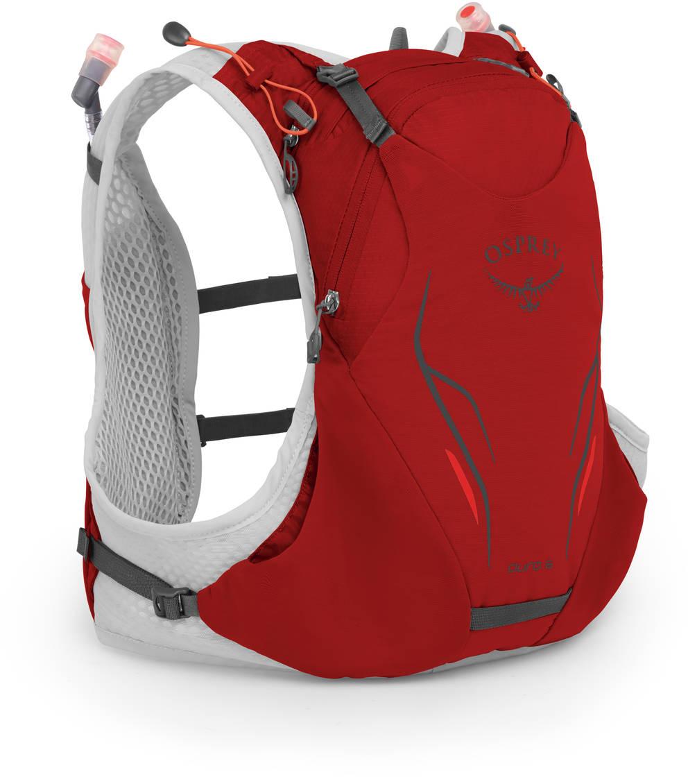 Рюкзаки для бега Рюкзак беговой Osprey Duro 6 Phoenix Red Duro_6_S19_Side_Phoenix_Red_web.jpg