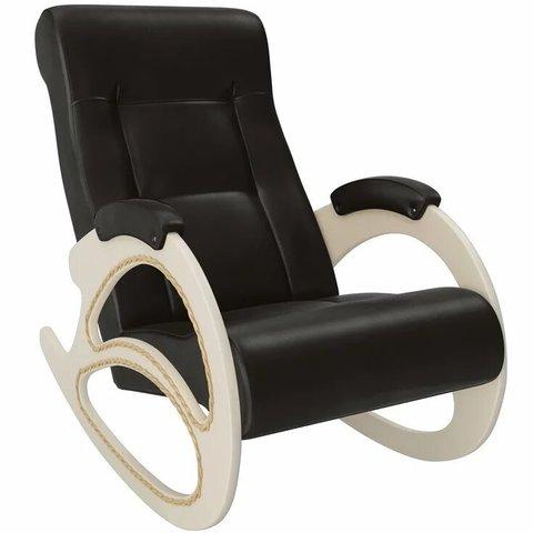 Кресло-качалка Комфорт Модель 4 дуб шампань/Dundi 108, 013.004