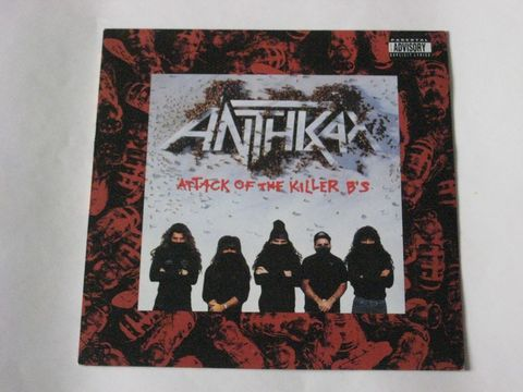 Anthrax / Attack Of The Killer B's (LP)