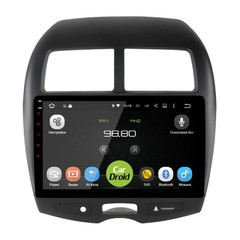 Штатная магнитола на Android 6.0 для Peugeot 308 Roximo CarDroid RD-2903F