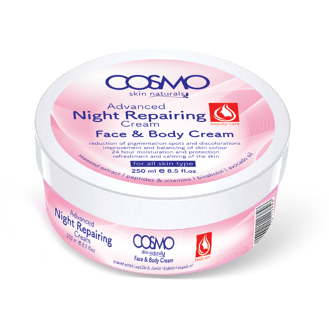 Advanced  Night Repairing Cream  Усовершенствованный ночный восстанавливающий крем