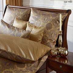 Наволочка декоративная 40x40 Curt Bauer Bologna темное золото