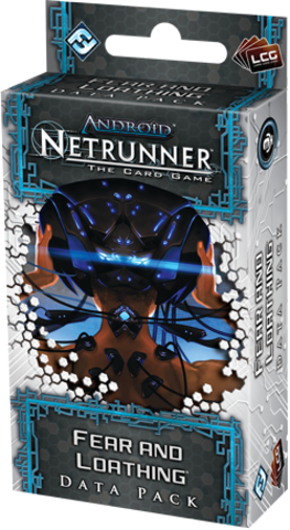 Android Netrunner LCG: Fear and Loathing Data Pack (Spin Cycle)