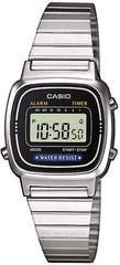 Женские наручные электронные часы Casio LA670WEA-1E