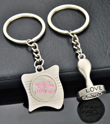Брелок парный Love Seal love