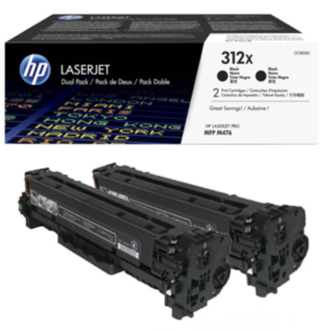 Картридж Hewlett-Packard (HP) CF380XD