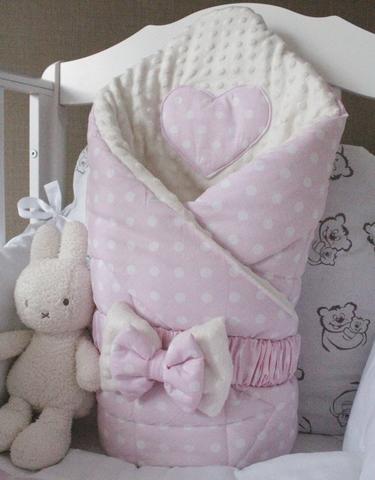 Зимнее одеяло - конверт на выписку