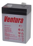 Аккумулятор Ventura GP 6-4,5 ( 6V 4,5Ah / 6В 4,5Ач ) - фотография