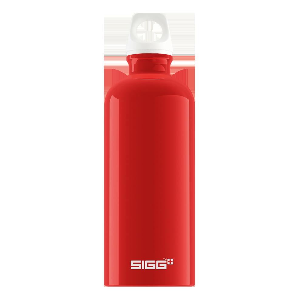 Бутылка Sigg Fabulous (0,6 литра), красная