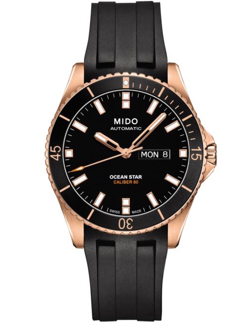 Часы мужские Mido M026.430.37.051.00 Ocean Star Captain