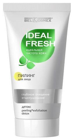 BelKosmex Ideal fresh Пилинг для лица глубокое очищение отшелушивание детокс 80г
