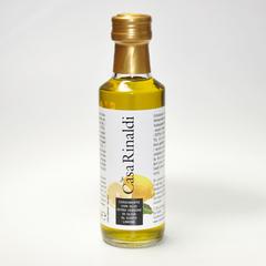 Масло оливковое EV  с лимоном  Casa Rinaldi 100мл