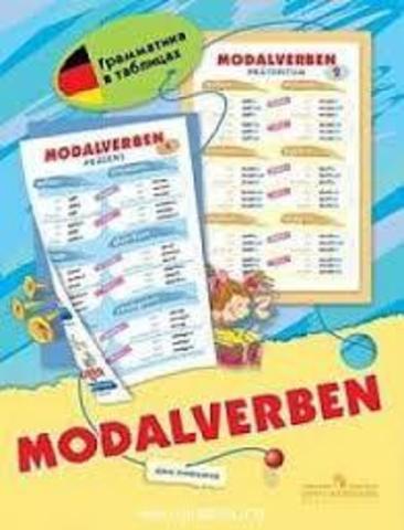 Немецкий язык. Постер