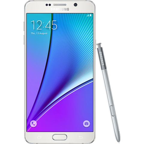 Star Galaxy Note 5 White Pearl (MTK6582)