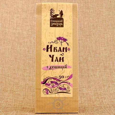 Иван-чай с душицей Сибирский Знахарь, 50г