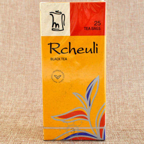 Чай черный Rcheuli, 45г, в пакетиках
