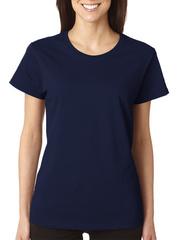 GF1003 футболка женская, синяя