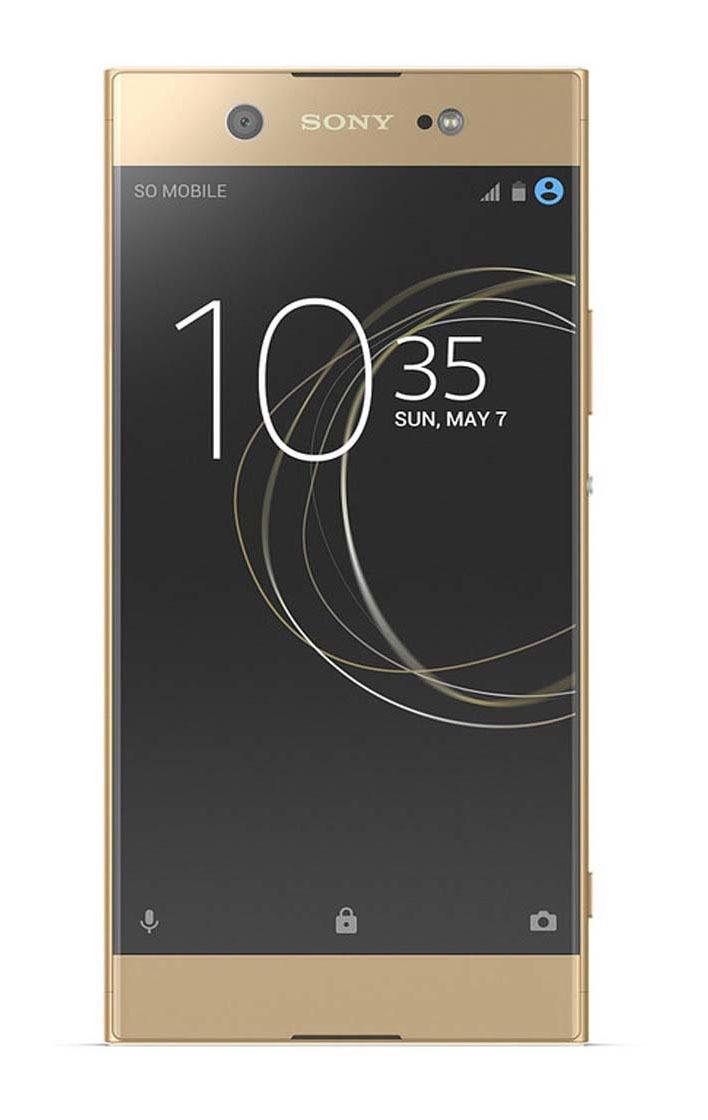 Смартфон Sony Xperia XA1 Ultra Dual, цвет золотой