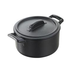 Кокотница 0.2л Revol Belle Cuisine черная