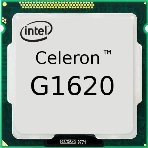 процессор Intel S-1155 Celeron G1620 (2,7GHz) 2C/2Th 2Mb Cache HDG oem