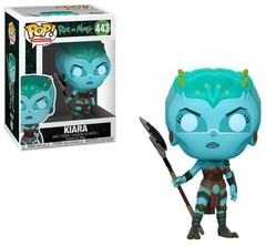 Funko - POP Animation: Rick & Morty - Kiara Brand New In Box