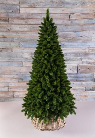 Искусственная елка Триумф Норд стройная 120 см зеленая