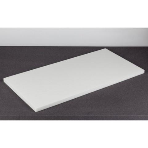 негорючая  акустическая панель ECHOTON FIREPROOF 100x50x3cm  из материала  BASOTECT белый