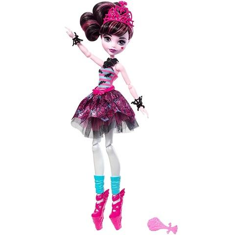 Кукла Монстер Хай  Дракулаура (Draculaura) - Балерина, Mattel