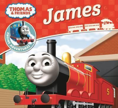 Kitab Thomas & Friends: James | Penguin Books Ltd