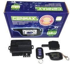 Автосигнализация Cenmax Vigilant ST10-D с автозапуском