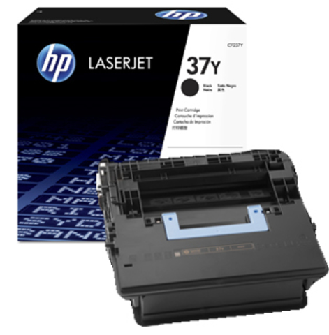 Картридж Hewlett-Packard (HP) CF237Y №37Y