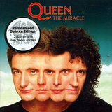 Queen / The Miracle (Deluxe Edition)(2CD)