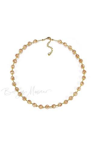 Ожерелье Amato белое