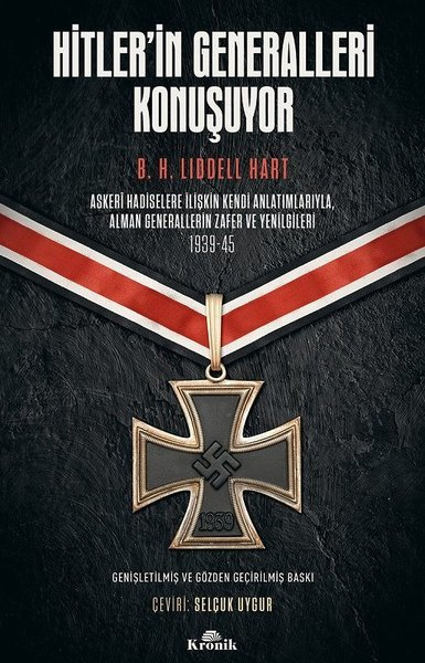 Kitab Hitler'in Generalleri Konuşuyor   H. B. Liddel Hart