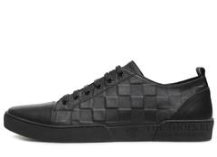 Сникеры Мужские Louis Vuitton Match Up Black