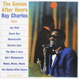 Ray Charles / The Genius After Hours (Mono)(LP)