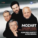Alban Berg Quartett, Alfred Brendel / Mozart: Chamber Music - The Last String Quartets (7CD)
