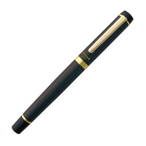 Перьевая ручка Ohto Proud FF-15PD (черная, перо Fine)
