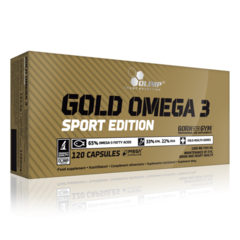 Gold Omega 3 Sport Edition 3