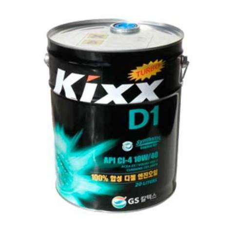 L2061P20E1 Kixx HD1 CI-4 10W-40 синтетическое моторное масло (20 литров) официальный сайт партнера ht-oil.ru