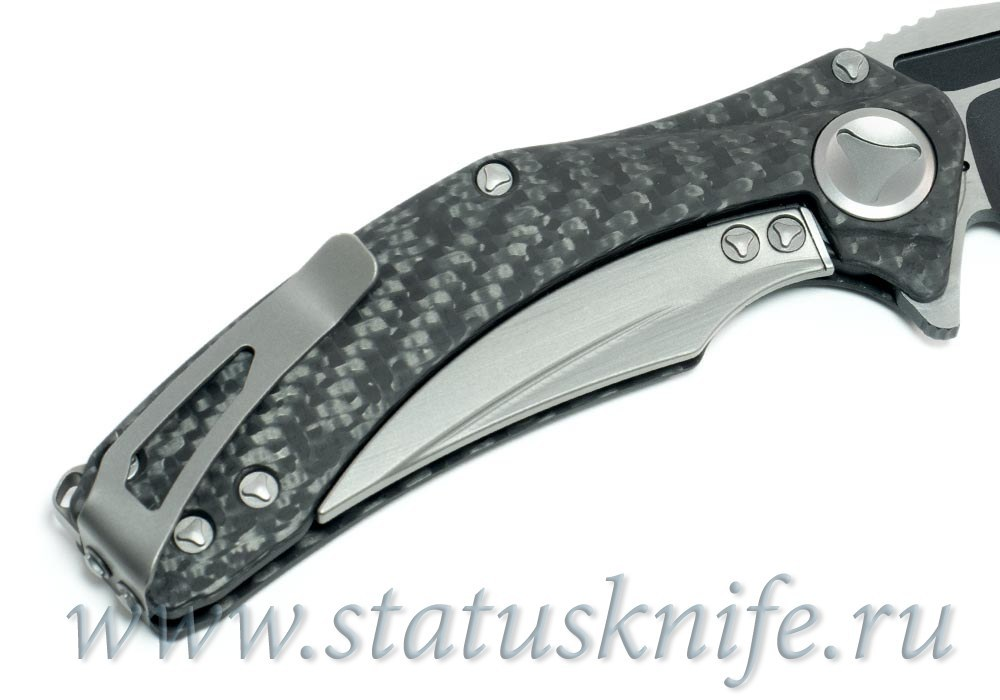 Нож Marfione Matrix black limited