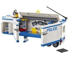 Выездной отряд полиции 394 дет,Bela 10420 Конструктор URBAN SITIES