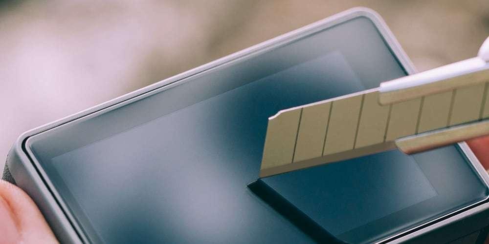 Защита экранов PGYTECH OSMO ACTION Screen Protector P-11B-015 нож