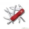 Нож перочинный Victorinox Evolution 85мм 15 функций красный (2.3913.SE) нож перочинный victorinox evolution 18 85 мм 15 функций красный 1100048