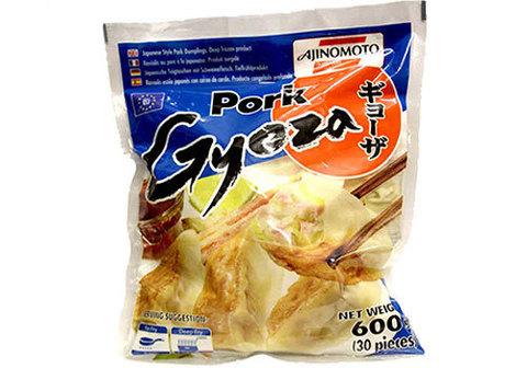 Японские гёдза с овощами и свининой, 600г