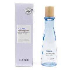 Saem Iceland Hydrating Toner - Очищающий тонер