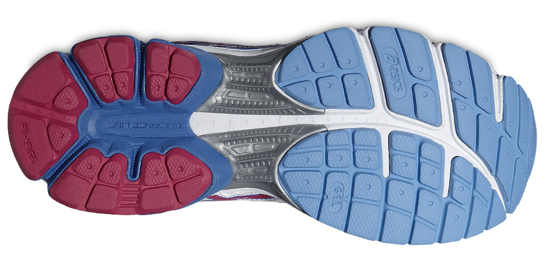 Женские кроссовки Asics Gel-Pulse 6 (T4A8N 0120) белые фото