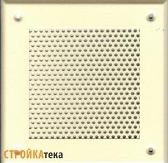 Решетка 150*150 шагрень 1013, кружок